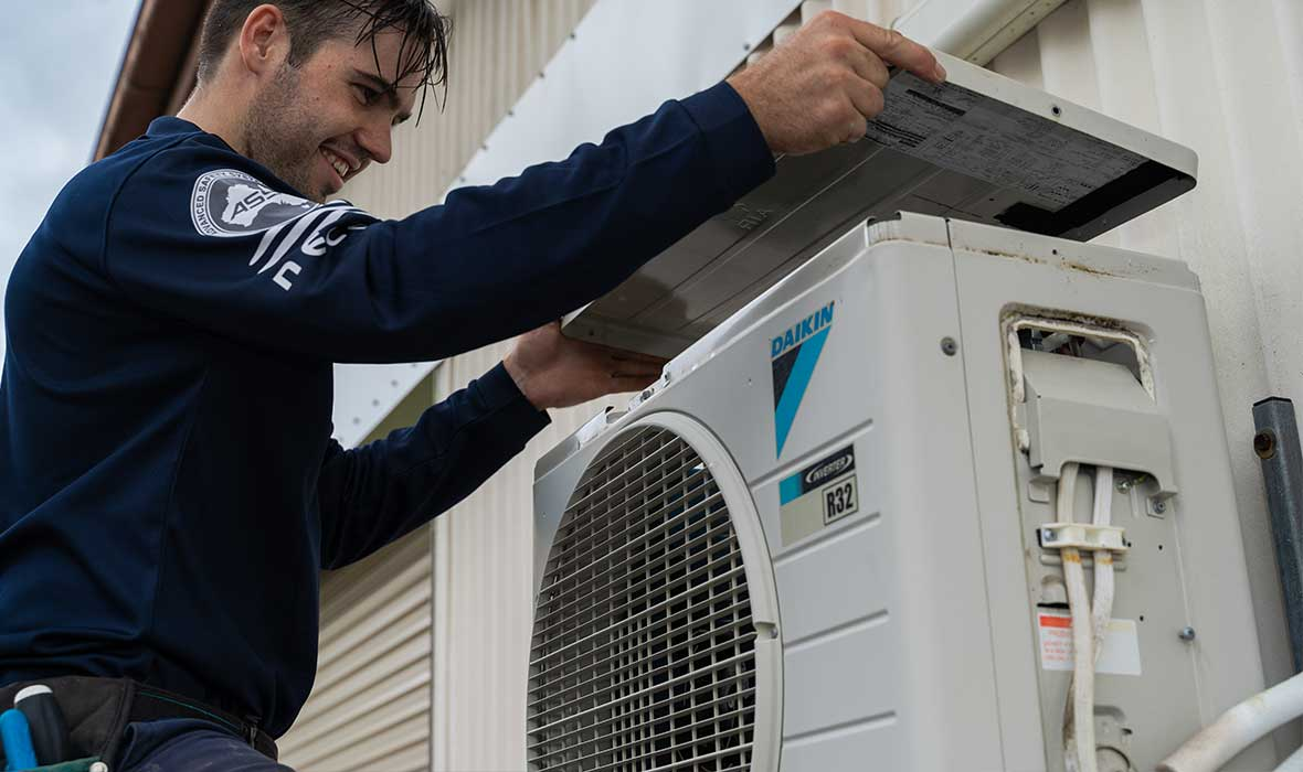 Air Conditioner maintance