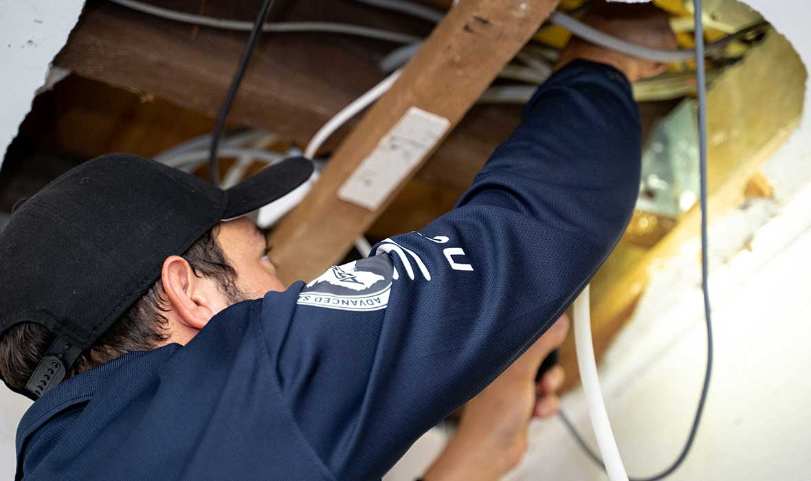 Roof wiring Cairns