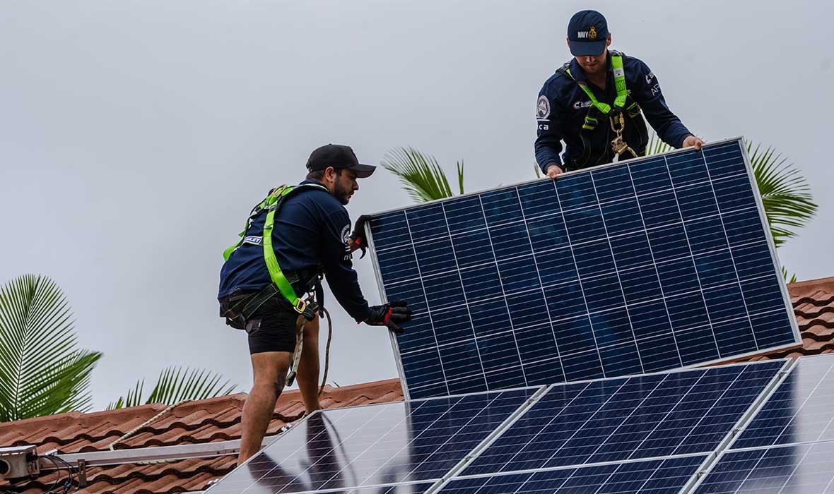 Cairns Solar install